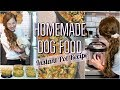 HOMEMADE + HEALTHY DOG FOOD RECIPE- USING THE INSTANT POT| COOKING FOR YOUR DOG 2🐶