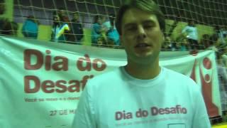 Dia do Desafio em São José do Cedro 27 05 2015