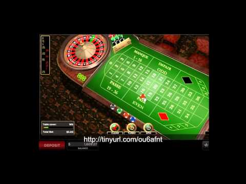 Video Online roulette system cheat