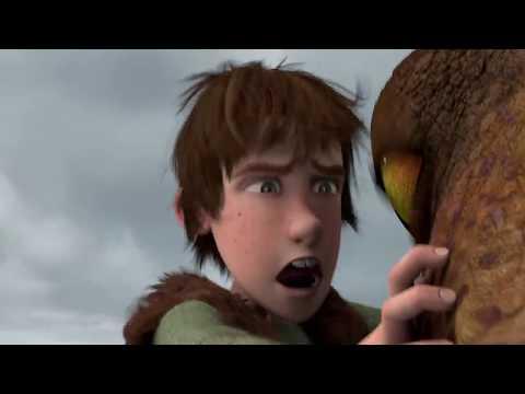 Смотреть мультфильм драконы защитники олуха онлайн