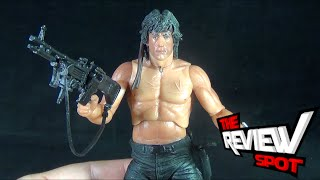 Toy Spot - Neca Rambo First Blood Part II John J. Rambo