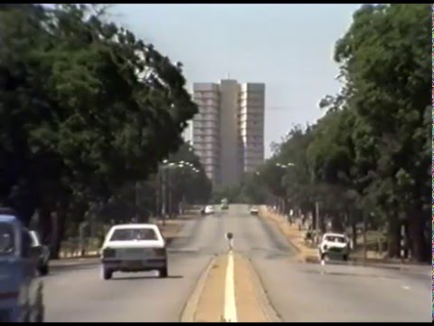 Bulawayo 1987
