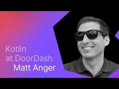 Talking Kotlin #100 Kotlin at DoorDash