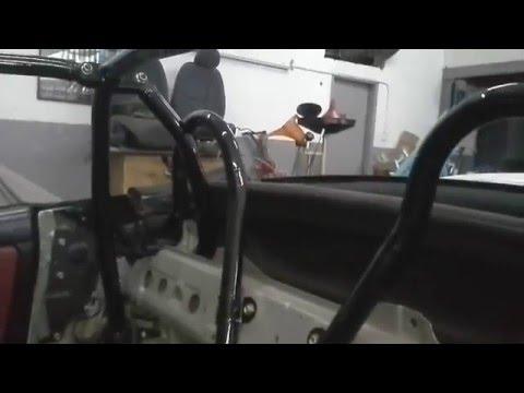 Honda S2000 Castom Roll Bar