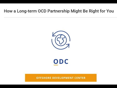 Who Should Use an Offshore Development Center (ODC)?