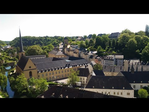 A day at Luxembourg (2017 May)