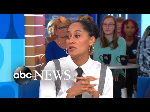 Tracee Ellis Ross on 'Blackish' tackling postpartum depression in new season