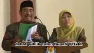 Download Video DEBAT PUBLIK CALON BUPATI TEGAL KI ENTHUS SUSMONO MP3 3GP MP4