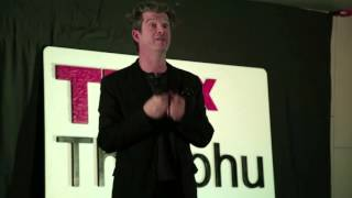 Hamsters, Happiness And Here-ness | Martin Aylward | TEDxThimphu
