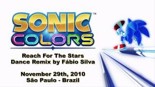 Sonic Colors - Reach For The Stars (Dance Remix with Vocals)