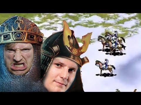 Maxim vs LessQQ | Age of Empires 2 [#6]