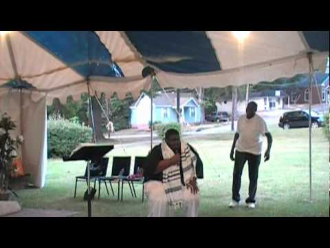 Revival for Souls Tent Revival Lagrange GA with Apostle Mary Johnson/The Love Church Of Deliverance.