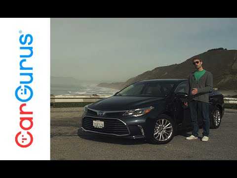 2016 Toyota Avalon Hybrid | CarGurus Test Drive Review