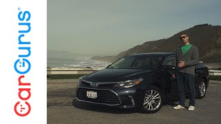 2016 toyota avalon hybrid   cargurus test drive review