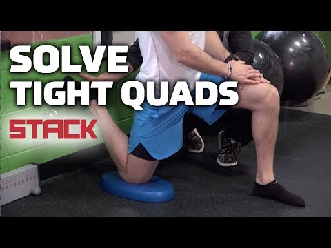 Solve Tight Quads With This Powerful Stretch