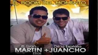 El Boom Del Momento - Martin Elias & Juancho De La Espriella - Letra