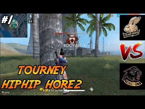 TOURNAMENT DUO | HORE.ID C VS NESC INDO B | #1 - FREE FIRE INDONESIA
