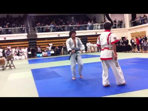 Judo Grand Master vs Karate. -IJKF Official ideo.