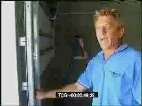 broten garage doorsHurricane Rated Garage Doors  Broten Garage Door and Gate  YouTube