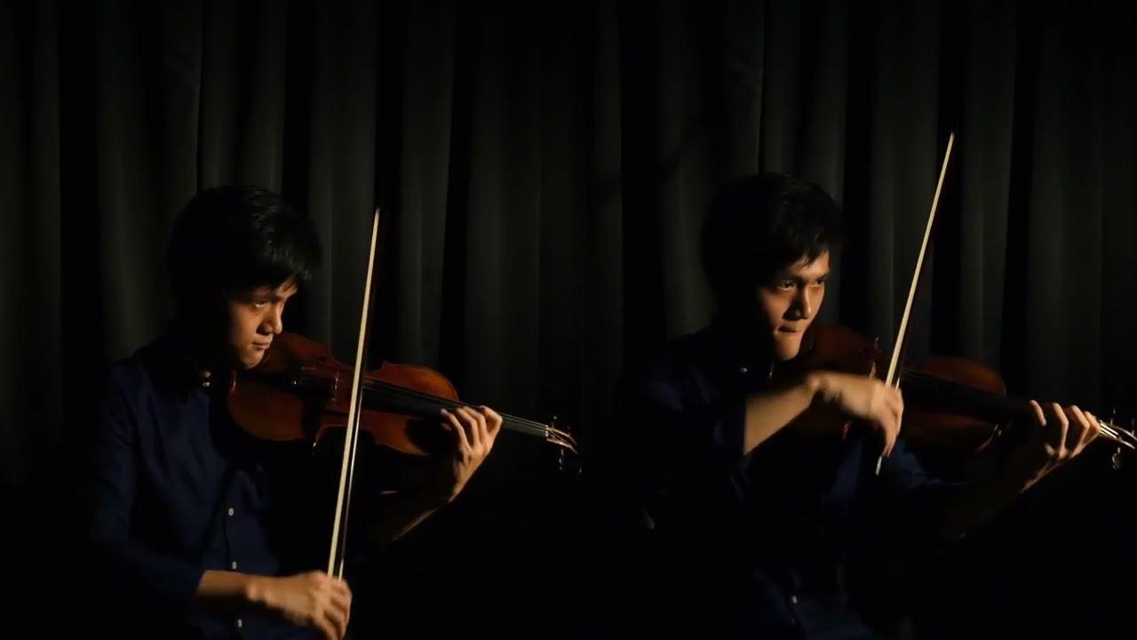 """Ling Ling's Dance"" by Jose Elizondo. Performed by Ryan Yee."