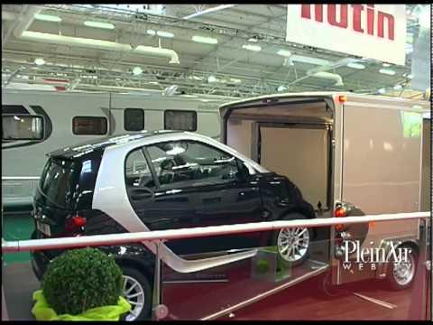 Salone di parigi 2010 giganti di lusso youtube - Interni camper di lusso ...