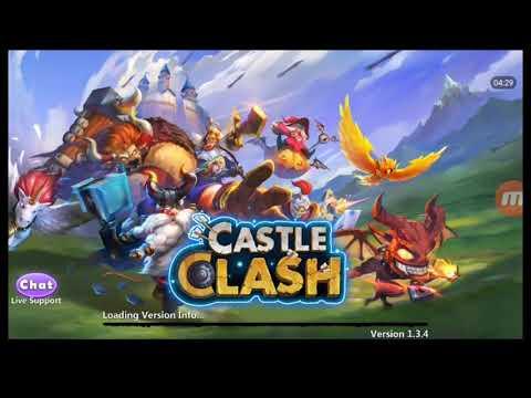 Castle Clash Mechtessa Gameplay