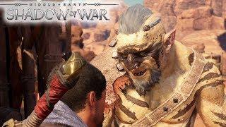 Dwie Twierdze [#3] Śródziemie: Cień Wojny - Pustkowia Mordoru [DLC]