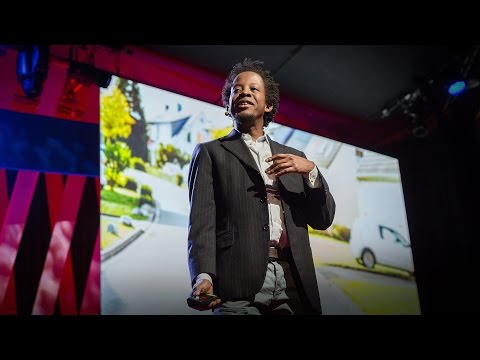 A Black Man in America's Whitest Towns | Rich Benjamin | TED Talks poster