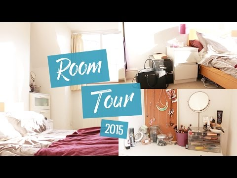 London flat room tour 2015 | CharliMarieTV