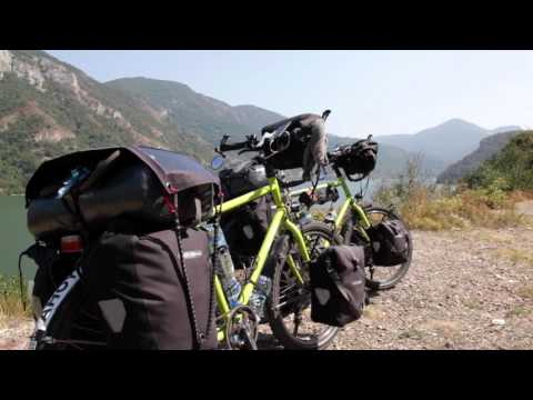 Bicycle Touring - Serbia and the Eurovelo6 (Europe) - Part 3