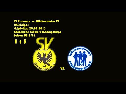 2015-09-20 / 4. Spieltag / Kreisliga A / SV Rabenau-Höckendorfer FV