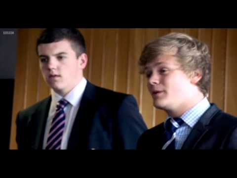 Download Junior Apprentice, Harry Maxwell trying to sound smart