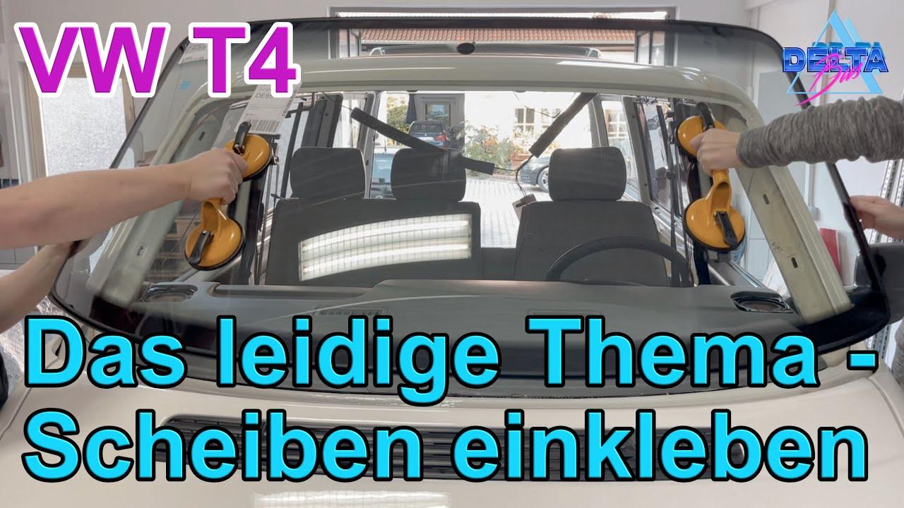 Download VW T4 | Scheiben einkleben, Seitenscheibe, Windschutzscheibe | Komplette Anleitung