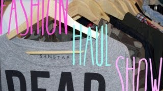 Fashion Haul SHOW Thumbnail
