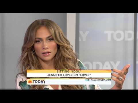Jennifer Lopez - Interview