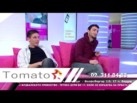 """Razgovor so Valentin i Atanas Teatar Komedija 1 del """"Vo nedela popladne"""""""