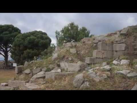 Pergamon (Bergama), orasul unde s-a inventat pergamentul