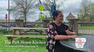 Park House Kitchen + Bar, Siloam Springs, AR