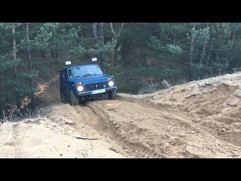 Off Road Niva 4x4 Suzuki Vitara 2016 02 07