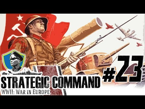 Strategic Command: WWII | #23 | La Kriegsmarine nos golpea