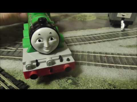 plarail henry unboxing and test run