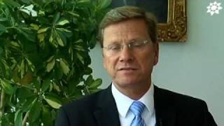 Guido Westerwelle über Vertrauen in der Politik