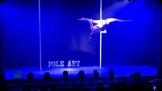 Ophélie Screve - 1st Place Amateur - Pole Art France 2018