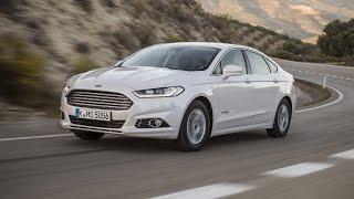 01Drive : essai Ford Mondeo hybrid 4, l'hybride techno qui a de l'allure