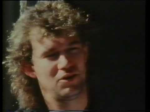 Jim Barnes On Sixty Minutes 1988 March 1988   Part 1