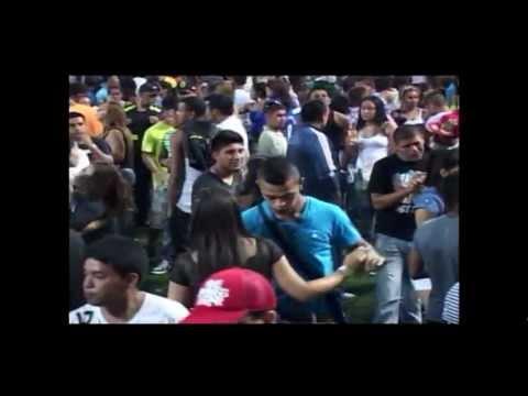 LOS CONQUISTADORES DE LA SALSA - CHOQUE Y FUGA - CUBADOMINGOS 2013_mpeg2video