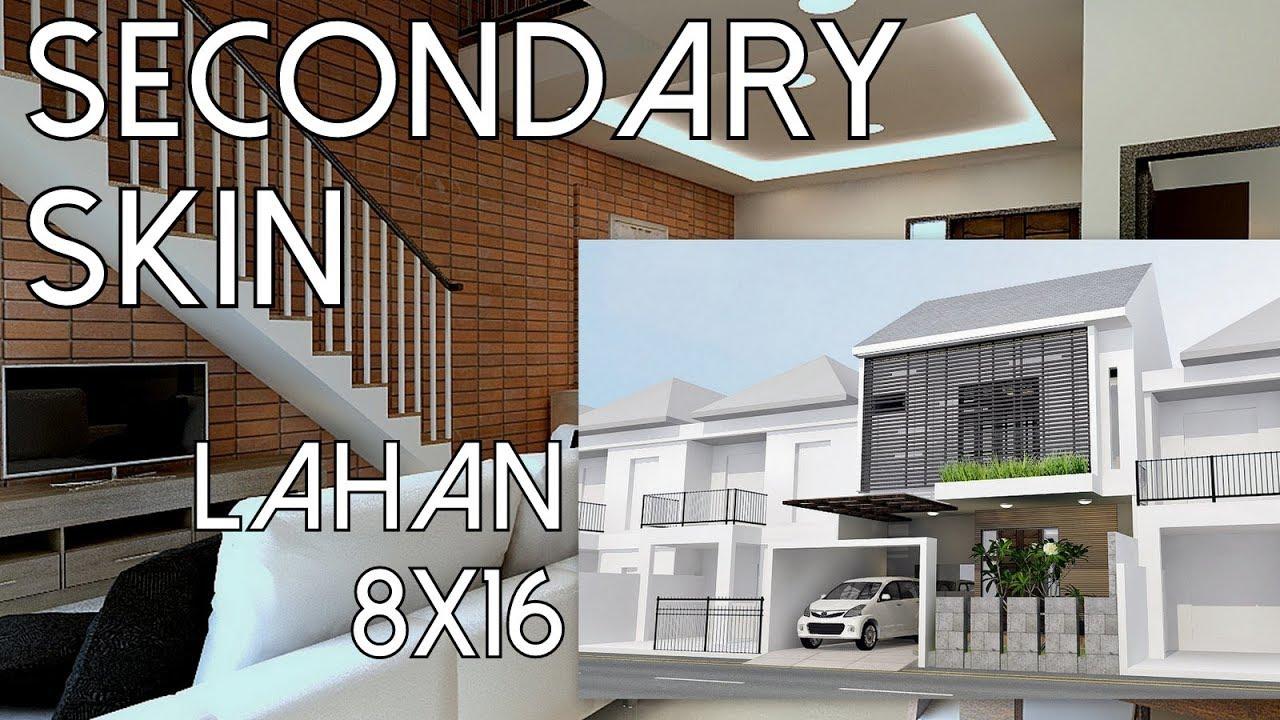 64 142 Gambar Contoh Desain Rumah Minimalis Modern Gratis Terbaru