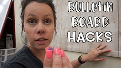 Bulletin Board Hacks