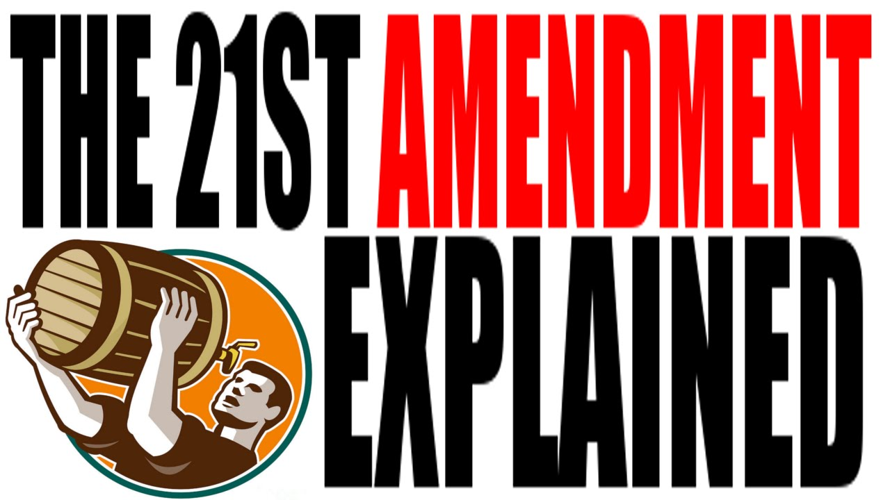 Image Gallery 21th Amendment