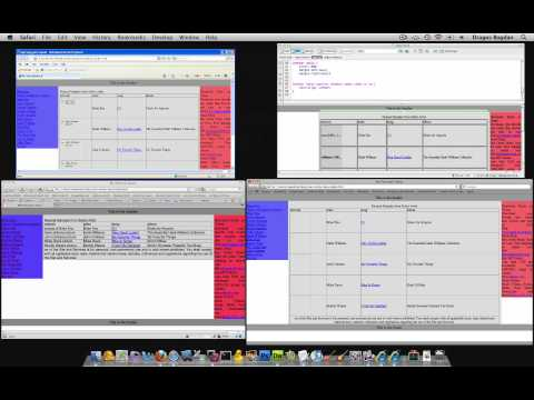 (17/44) Vertical And Horizontal Alignment Of HTML Elements - UCLA Extension